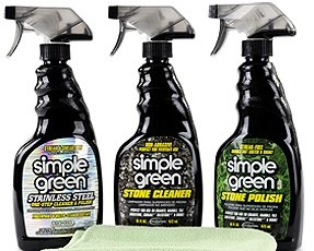 Simple Green Stone and tile cleaner