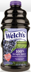Welch's 100% grape juice review