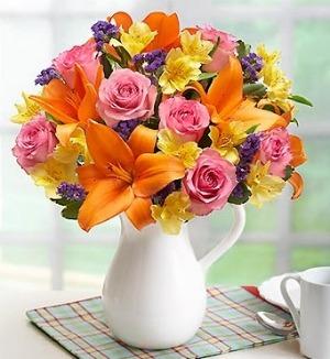 Easter Flower deliver