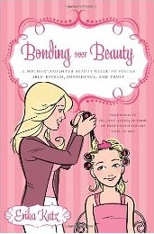 Mother daughter books, Bonding over Beauty book review