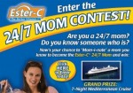 how do I enter the 24/7 moms contest
