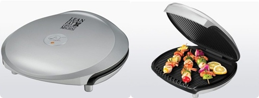 George Foreman Grand Champ Extra Value Grill