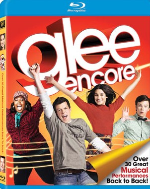 Glee Encore on Blue Ray April 19th