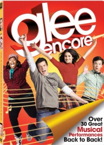 glee encore dvd giveaway