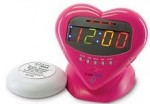 Sonic Boom Sweetheart Alarm Clock Review