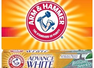 ARM & HAMMER Advance White Brilliant Sparkle Toothpaste Review