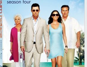 Burn Notice Season 4 and White Collar Season 2 DVD Giveaway