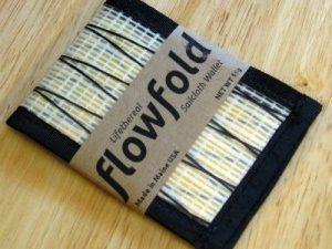 Flowfold Sailcloth Wallet