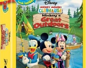 Mickey Mouse Clubhouse: Mickey's Great Outdoors DVD Review
