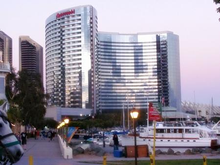 Marriott-san-diego-by-water