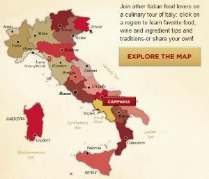 """Bertolli """"Tastes of Italy"""""""