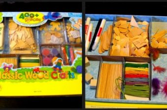Creativity for Kids – Wood Craft Kit Giveaway