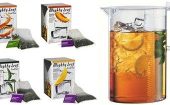 Mighty Leaf Iced Tea
