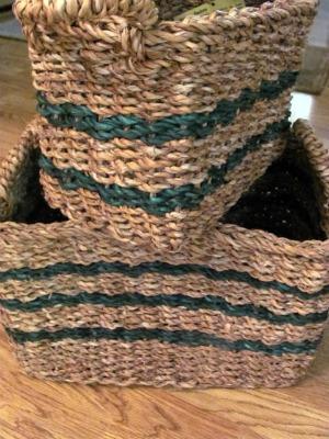 leaf-baskets