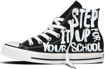 Famous Footwear Converse Shoes