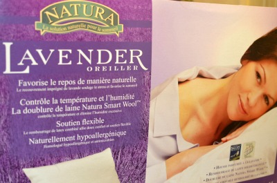 scented-bed-pillows, natura-review