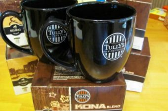 Tully's Coffee K-Cup Portion Packs – yummy!