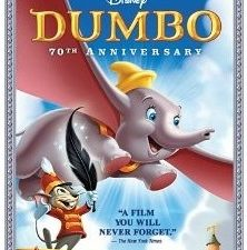 Dumbo 70th Anniversary on DVD & Blu-Ray September 20th!