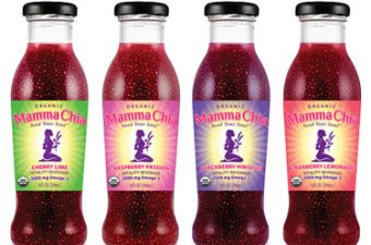 Mamma Chia Gluten Free and Vegan Juices