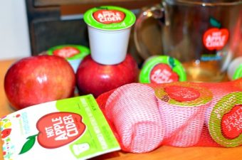 Green Mountain Naturals Hot Apple Cider K-Cup portion packs – Mmmm