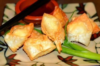Easy Crab Wontons Recipe