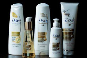 Dove Nourishing Oil Care Review