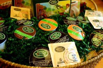 Green Mountain Fair Trade Certified Coffees
