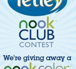 Tetley NOOK Club Contest