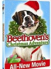 Beethoven's Christmas Adventure DVD $3.00 off Coupon