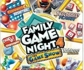Family Game Night 4 for Wii, XBox and PS3