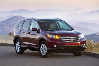 2012 Honda CR-V revealed!