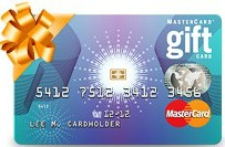 How does a $20 Gift Card sound? Get one from MasterCard just for signing up!