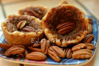 Heavenly Pecan Tarts Recipe