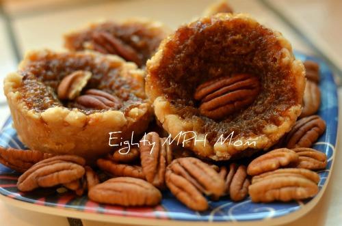 heavenly pecan tarts