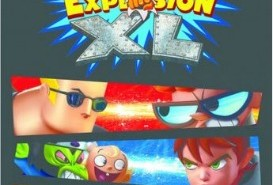 Punch Time Explosion for Wii