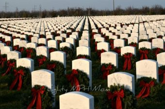 A visit to see my dad and an amazing program – Wreaths Across America