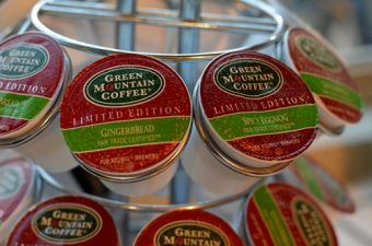 Green Mountain Gingerbread and Spice Eggnog K-cup portion packs review