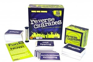 Reverse Charades Game Review