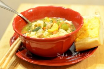 Bertolli Meal Soups – a quick and easy family meal #BertolliMealSoup