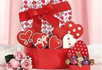 Valentine's Day Gift Basket Giveaway (from Buy.com!)