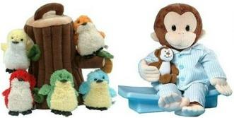 valentine's stuffed animals