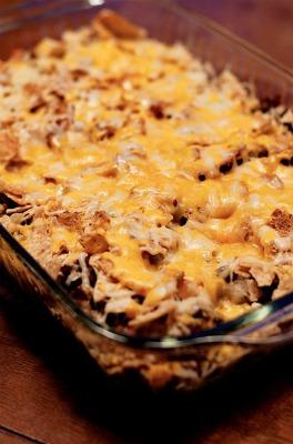 Mexican Casserole Recipe!