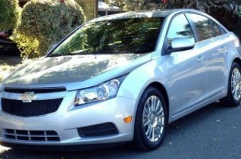 Chevy Cruze Eco Review and $25 Gas Card Giveaway (3 winners)!