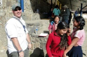 Mission Work in Peru – Gretta's story