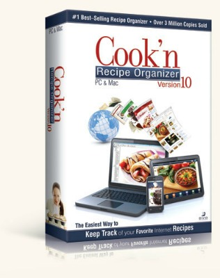 recipe organizing software