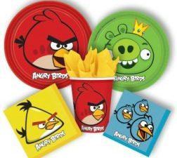 Discount Party Supplies Angry Birds Party Review