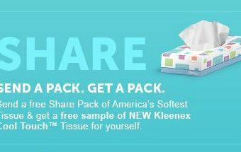 Kleenex Share the Softness Tour and $50 Kroger gift card giveaway (3 winners)