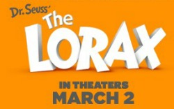 $50 Fandango Gift Card and The Lorax Prize Pack Giveaway
