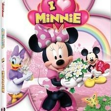 I Heart Minnie DVD Review