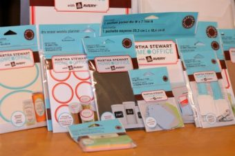 Martha Stewart Home Office with Avery – Giveaway